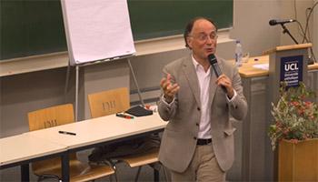 Captation vidéo Thomas D'ansembourg