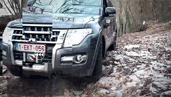 Vidéo Mitsubishi offroad academy