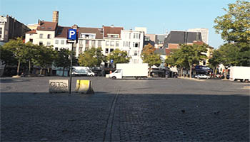 Vidéo 2 de promotion du service propreté de la ville de bruxelles