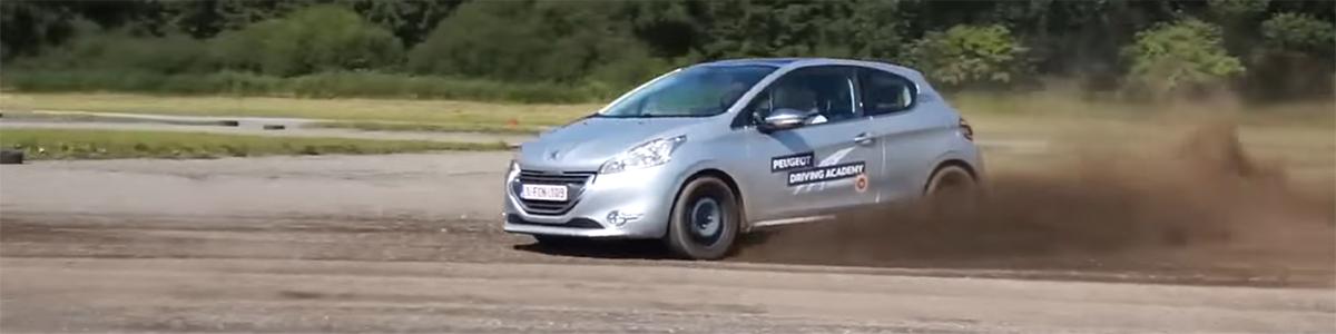 vidéo sports moteurs explicative